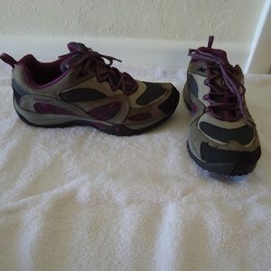 MERRELL Azura Waterproof Hiking Shoe 9